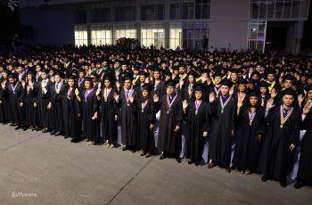 UTP realiza Ceremonia de Graduación Promoción 2019.