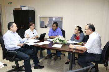 Reunión anual del CEI en la UTP Chiriquí.