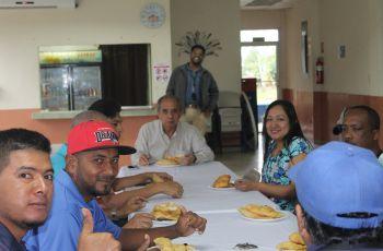 Día del Trabajador de Mantenimiento en Bocas del Toro.
