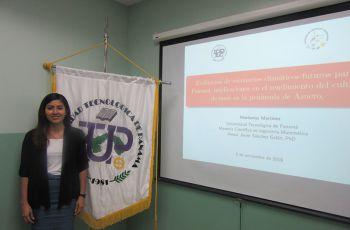 FCT, UTP, Maestría en Ingeniería Matemática.