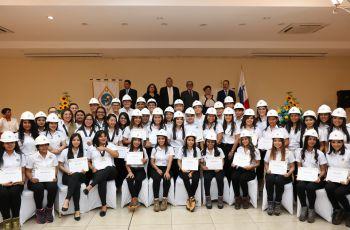 Imposición de Cascos y Entrega de Medallas FII – 2019