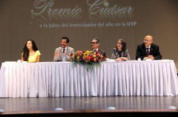 Tercera Gala Científica de la UTP.