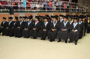 Más de 170 nuevos profesionales entrega la UTP, en Coclé.