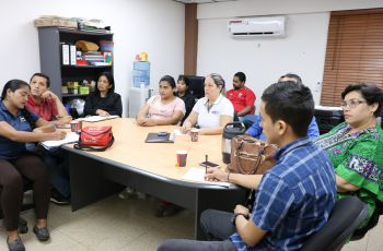 Videoconferencia en la UTP Chiriquí sobre importación y exportación.