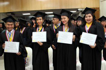 Primeros Puestos de Honor de la Ceremonia de Graduación, Promoción 2016.
