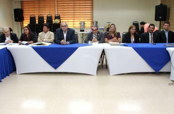 Octava reunión del Consejo Técnico Legal del Gabinete de Ciencias