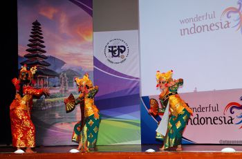 Wonderful Indonesia en la UTP.
