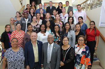 FCT, UTP, Primera Jornada Institucional de Archivo de Gestión en el desarrollo de la organización documental en la Universidad Tecnológica de Panamá