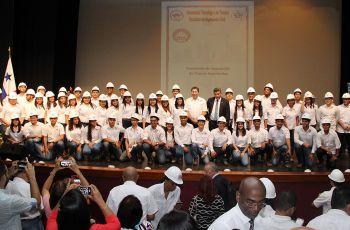En el evento participaron 207 estudiantes de la Facultad de Ingeniería Civil.