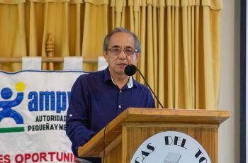 Director de la UTP en Bocas del Toro.
