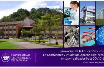 Facultad de Ingeniería Eléctrica de la UTP organiza Webinar de Innovación Educativa.