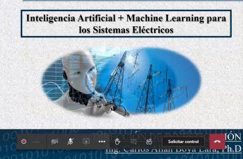 Webinar Int eligencia Artificial y Machine Learning