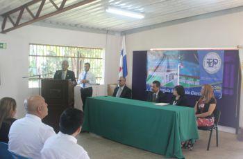 Bienvenida por el Virrector de Investigación, Postgrado y Extensión Dr. Alexis Tejedor