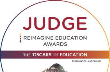 UTP presente en el Reimagine Education Awards 2019.