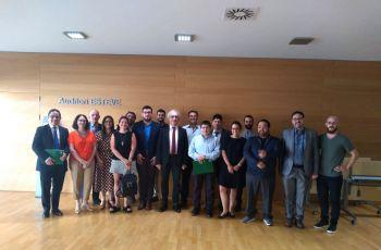 La  CELAC con 10 países participantes.