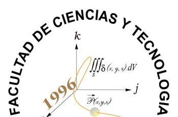 Logo de la Facultad de Ciencias y Tecnología de la Universidad Tecnológica de Panamá.