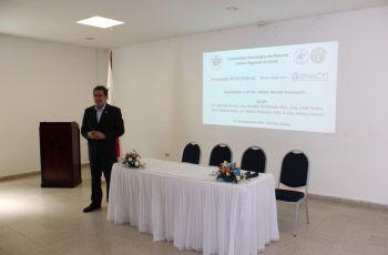 Dr. Hector Montes, Investigador Principal Proyecto MOVIDIS-II