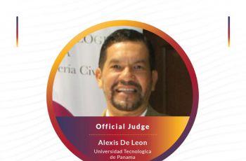 Vicerrector de Investigación, Postgrado y Extensión, de la Universidad Tecnológica de Panamá (UTP), Dr. Alexis Tejedor De León.