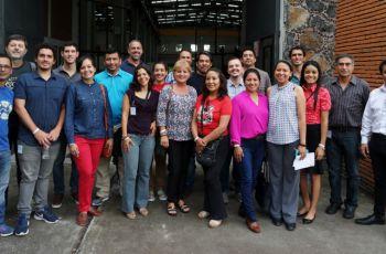 Participantes del Curso Regional