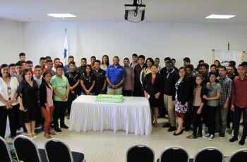 Profesores y estudiantes de la FISC
