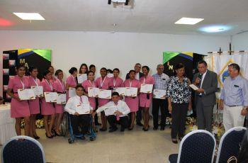 Estudiantes de III año de la Carrera de Licenciatura en Mercadeo Y Negocios Internacionales.