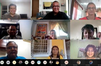 Participantes al Seminario Taller