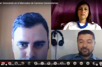 Introducción por parte de la Sub directora del UTP Coclé, Ing. María Yahaira Tejedor M. y Dr. Carlos Rovetto en Representación de VIPE.
