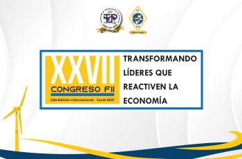 XXVII Congreso de la Facultad de Ingeniería Industrial.