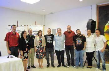Profesores de la FISC y Expositores de OWASP.