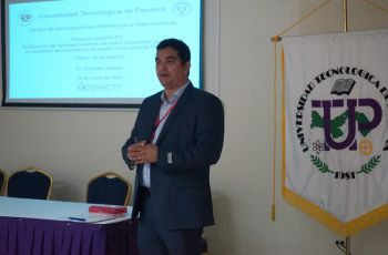Dr. Euclides Deago, investigador principal del Proyecto.