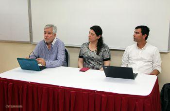 Pares externos: Dr. Ricardo Sousa, Dra. Viviana Meruane Naranjo y Dr. Carlos Humberto Galeano.