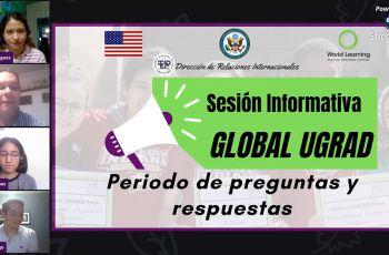 Participantes de la sesión informativa.
