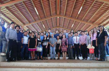 Estudiantes, profesores y asesores de la JIC 2018.