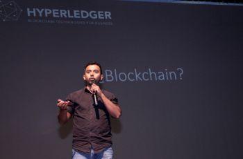 Participaron especialistas en temas de Ciberataques y Blockchain.