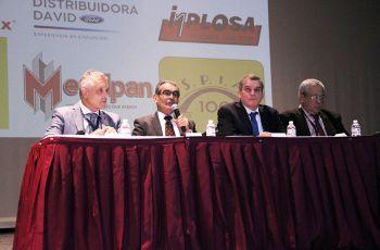 El Simposio se realizó en el marco del VII Congreso Internacional de Ingeniería Mecánica de la UTP.