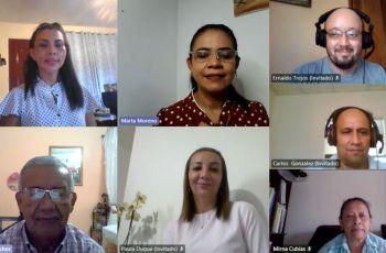 Centro Regional de la UTP, en Panamá Oeste, presenta resultados de investigación sobre inclusión en las escuelas.