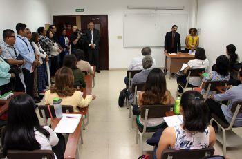 La Dirección de Investigación de la Vicerrectoría de Investigación, Postgrado y Extensión puso en marcha los cursos para el receso académico 2019.