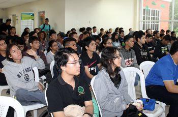 Celebración del V Aniversario de la Carrera de Ingeniería de Software.