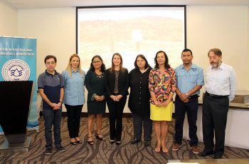 Durante el lanzamiento del proyecto FID17 – 071, estuvieron presentes sus investigadores.