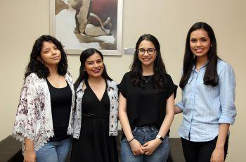Seis estudiantes de la UTP participaron en intercambio Académico en Wilkes University.