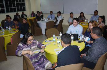 Primer Encuentro de Egresados de la Facultad de Ingeniería Industrial.