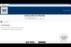 Embedded thumbnail for Navegación en la Prueba de Admisión UTP